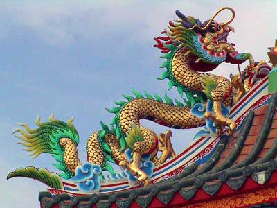 Chinese Dragon: Oriental Dragons of Mythology, Legend