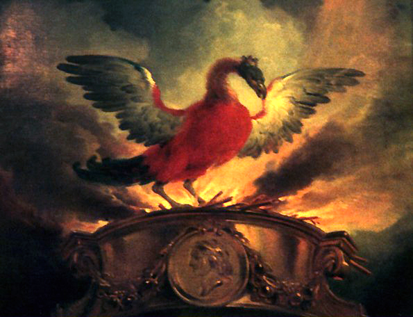 Phoenix Rising: Mythical Creature, Phoenix Bird Mythology, Myth Beast