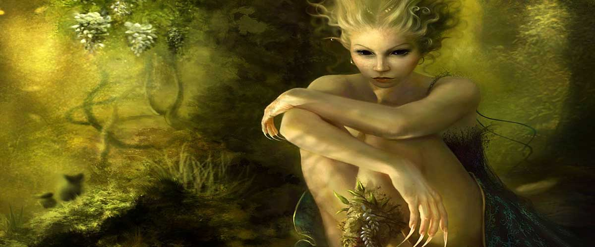 Humanoid Mythical Creatures