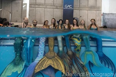 MerMania Con for Mermaid Lovers & Professionals