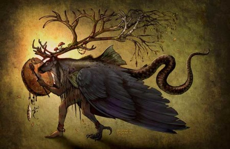 List of Shapeshifters from Around the World ⋆ Mythical Realm