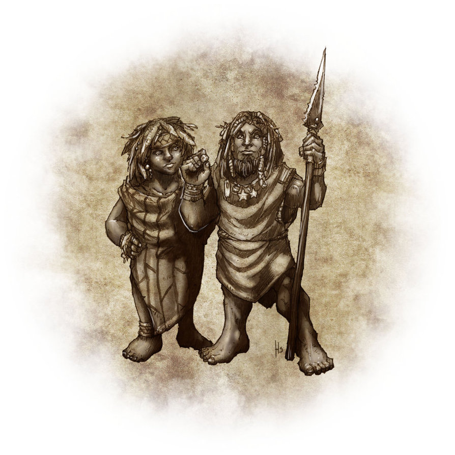 Menehune by butterfrog